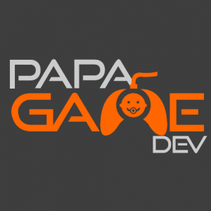 Papa Game Dev logo