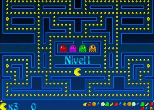 JPacman screenshot